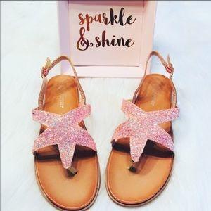 Shoes - Mermaid Starfish Sandals